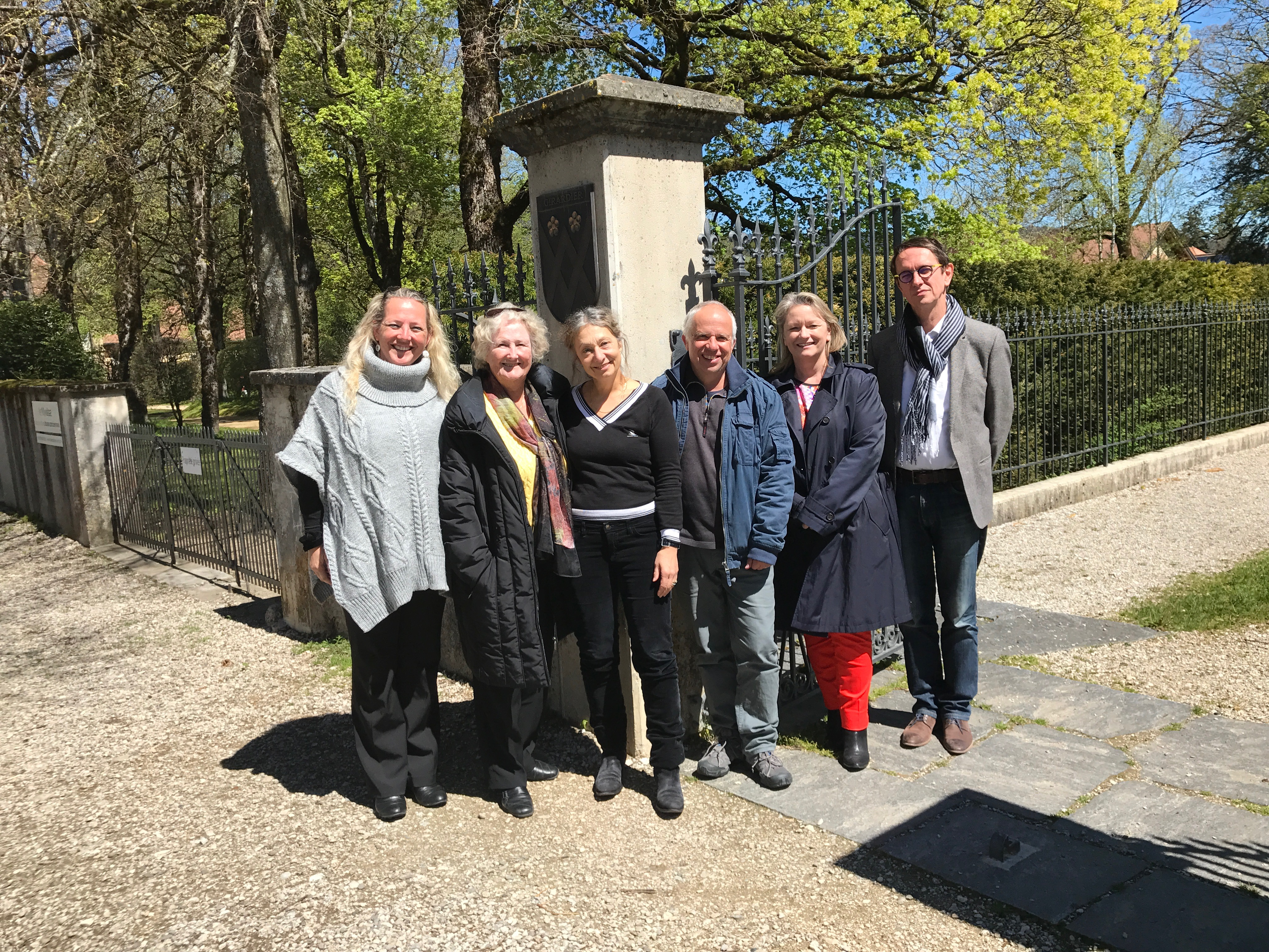 Conseil de la Fondation Gilbert André Girardier 2017