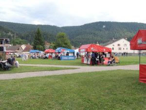 Fête National Val-de-Travers au Parc Girardier
